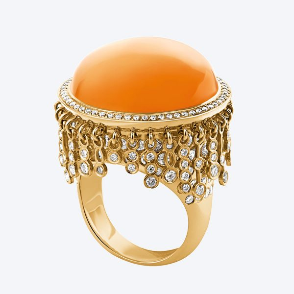Ring Souk orange